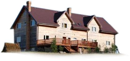 Gościniec - house